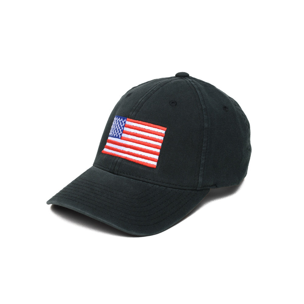 Old Glory - Black - Hats - Pipe Hitters Union
