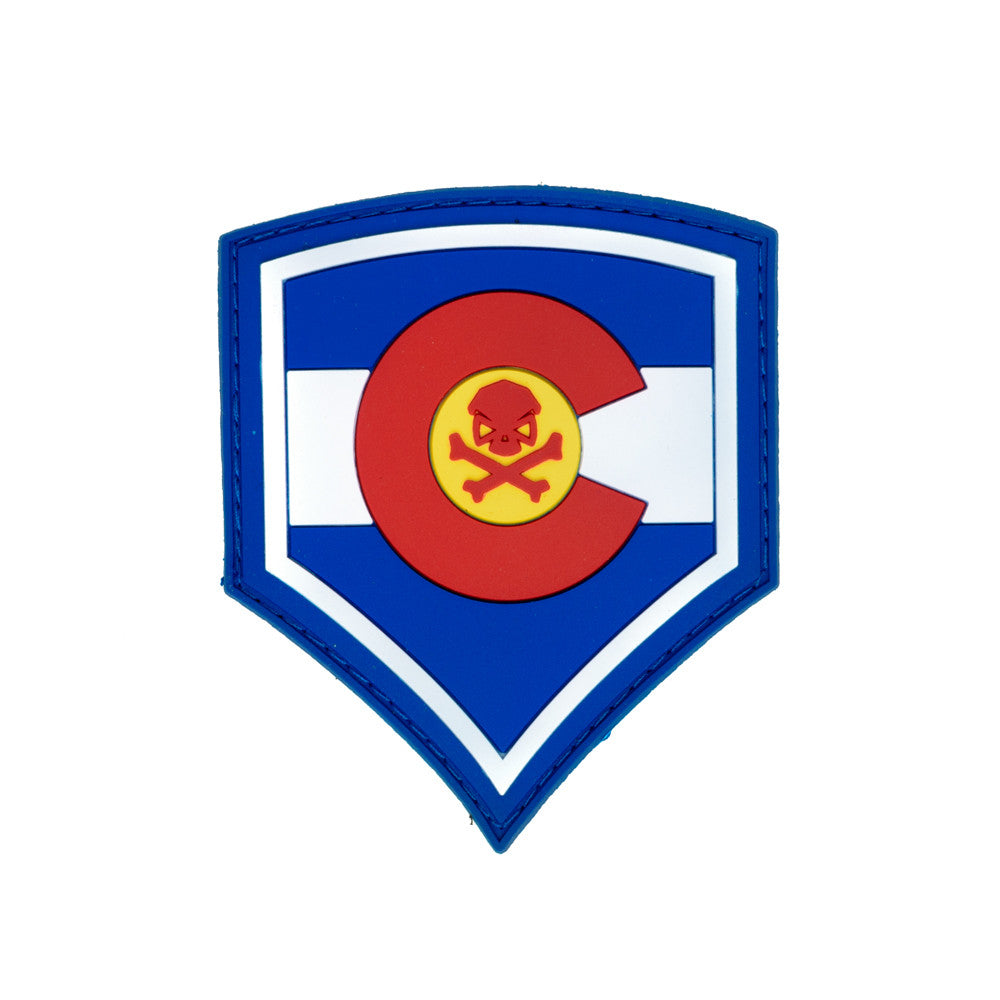 PHU Colorado Patch - Pipe Hitters Union