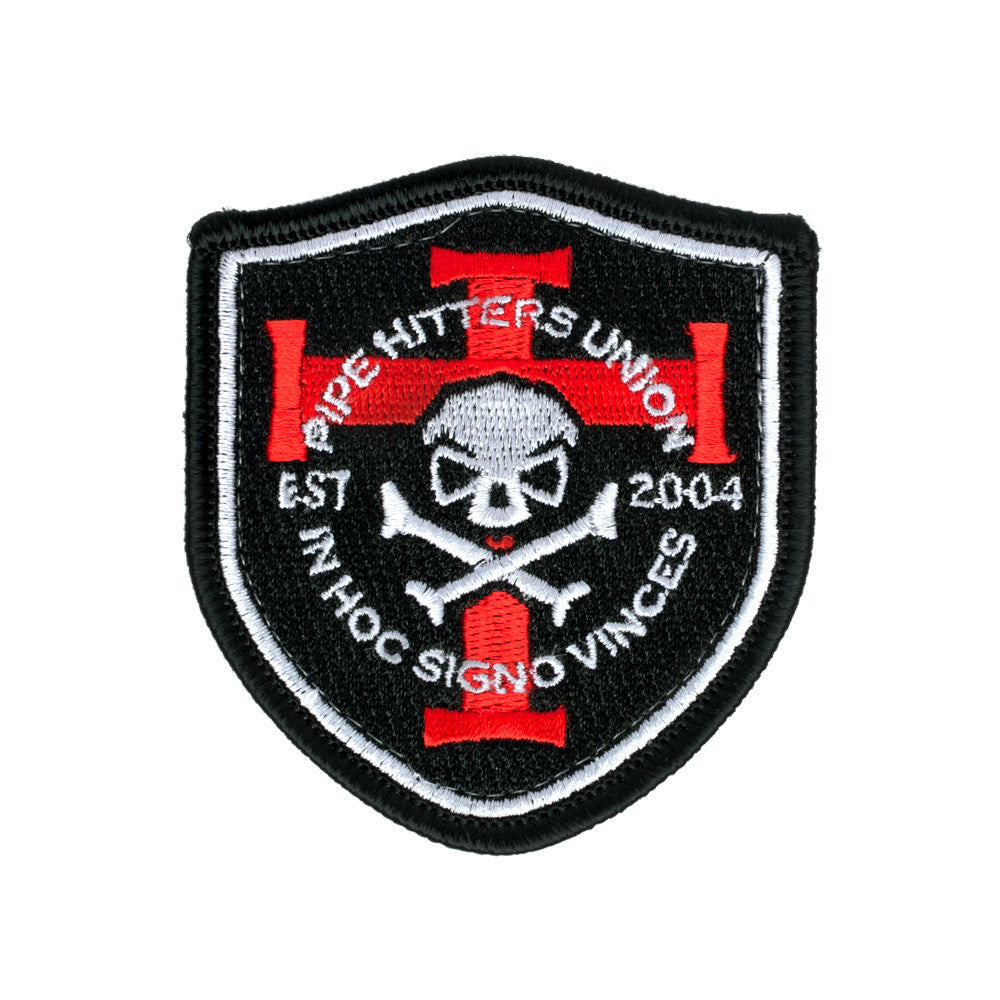 PHU Commemorative -  - Patches - Pipe Hitters Union