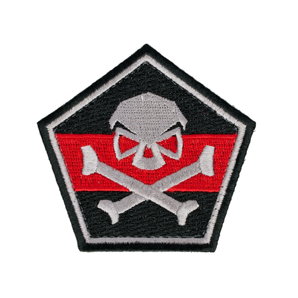 Thin Red Line -  - Patches - Pipe Hitters Union