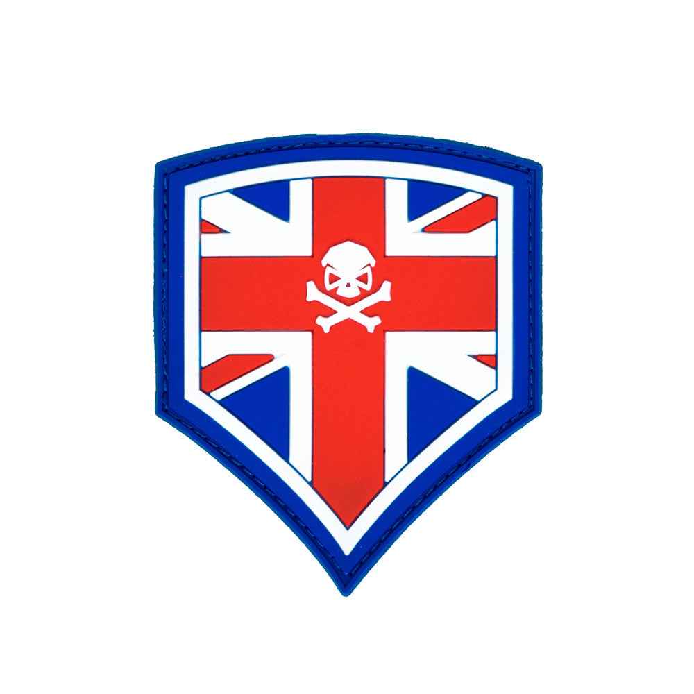 PHU United Kingdom Patch -  - Patches - Pipe Hitters Union