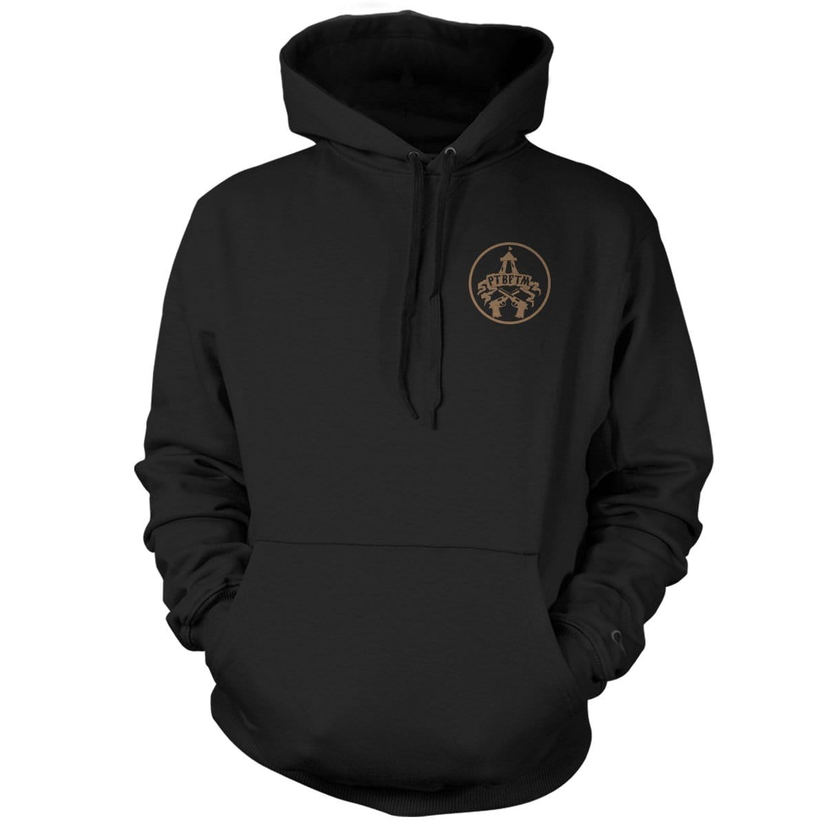 PHUMC Pistol Circus Chapter Hoodie - Black - Hoodies - Pipe Hitters Union