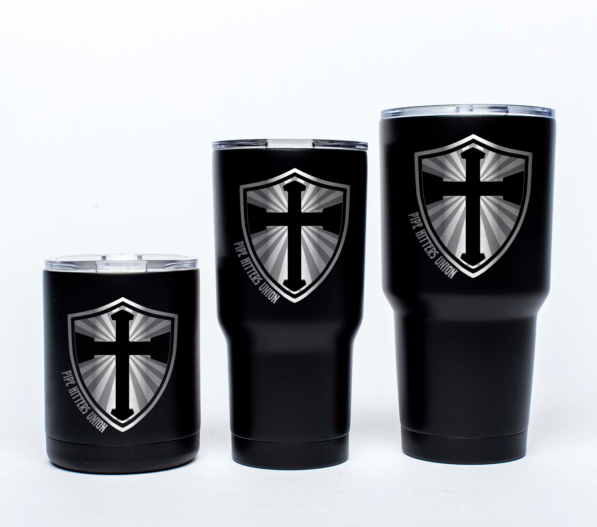 Psalm 144.1 - Tumblers - Side 2 - Tumbler - Pipe Hitters Union