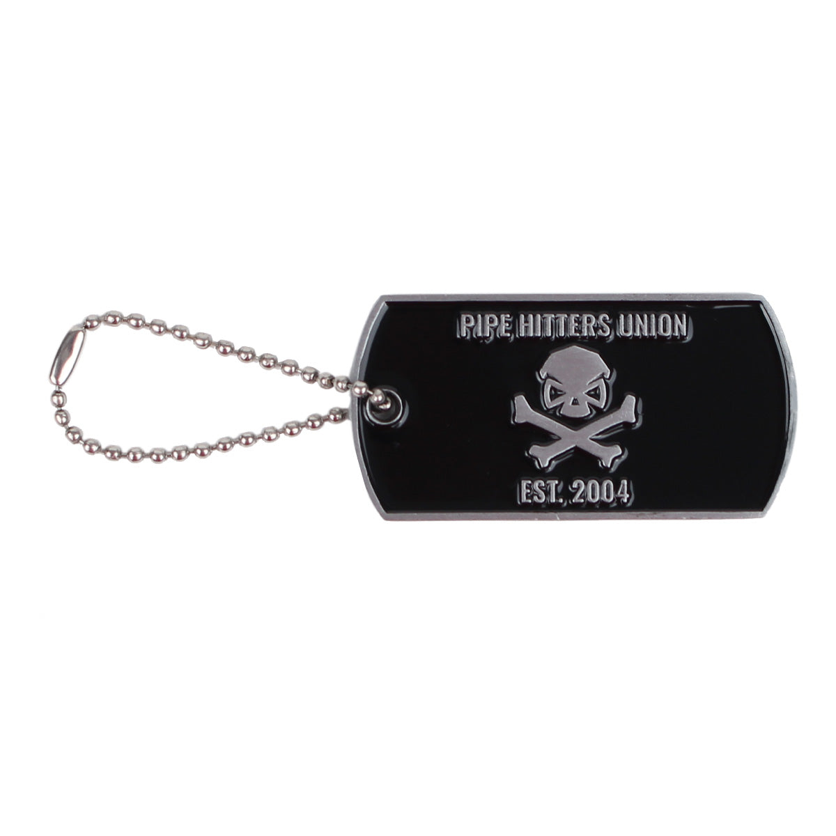 R.E.D. Logo Keychain -  - Challenge Coin - Pipe Hitters Union