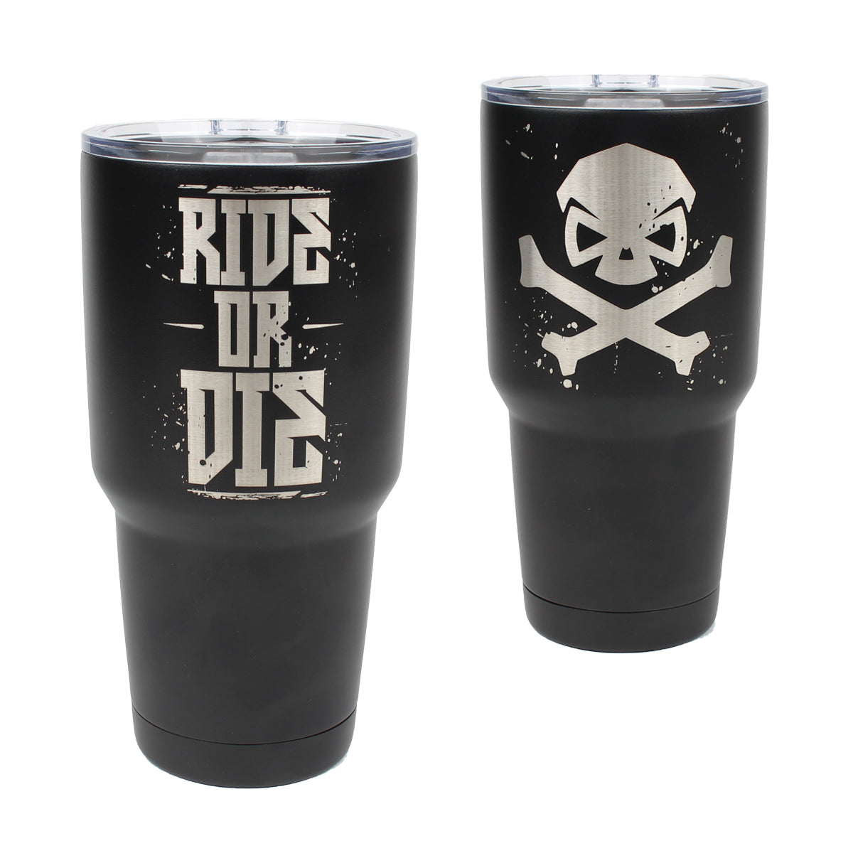Ride or Die - 30oz Tumbler - Pipe Hitters Union