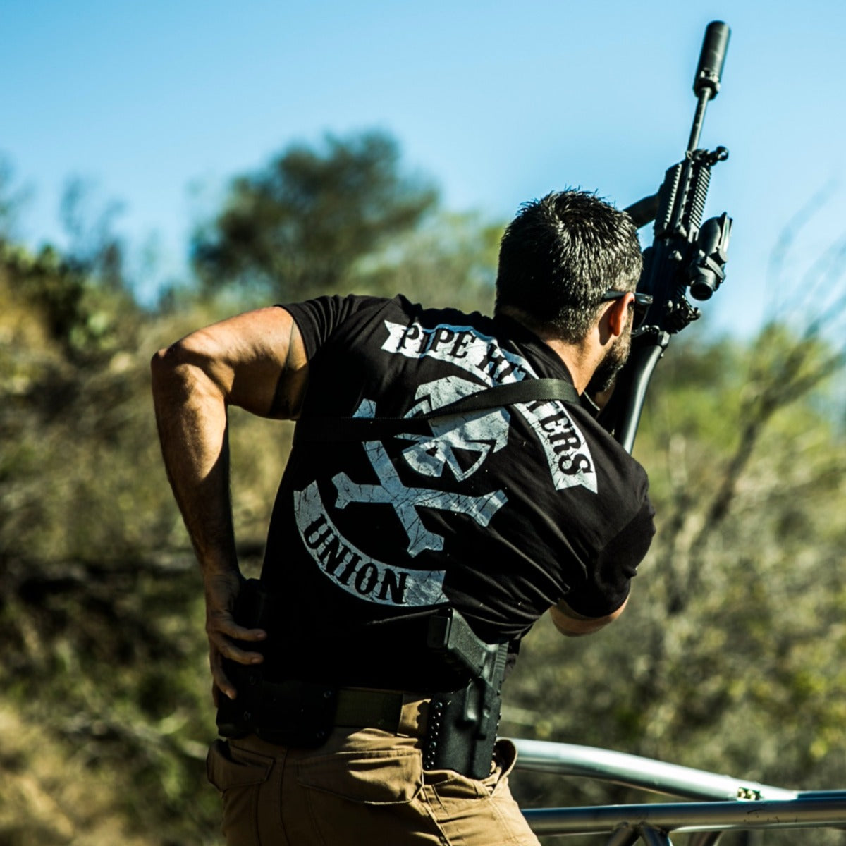 Sons of Conflict -  - T-Shirts - Pipe Hitters Union