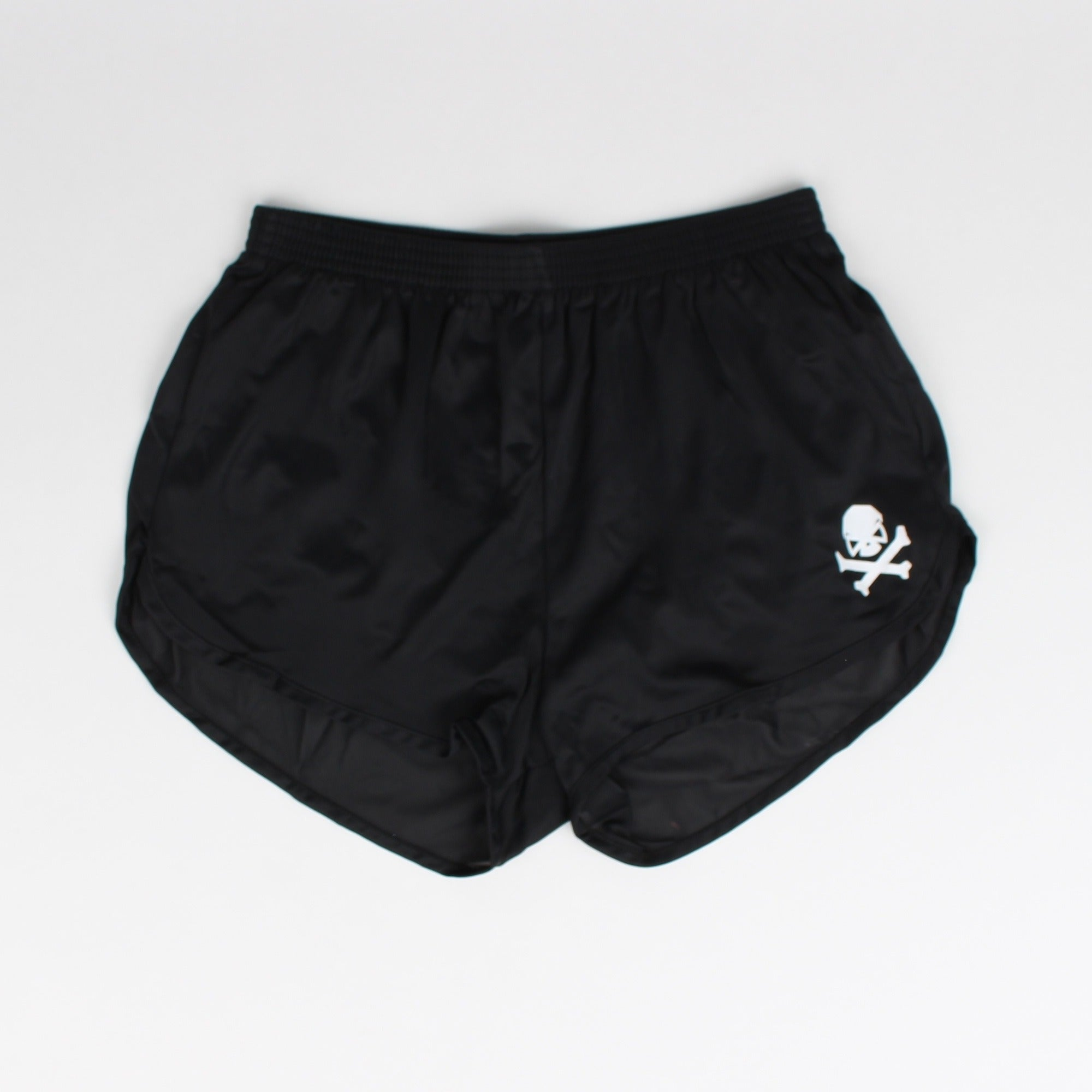 Silkies - Black with White Logo