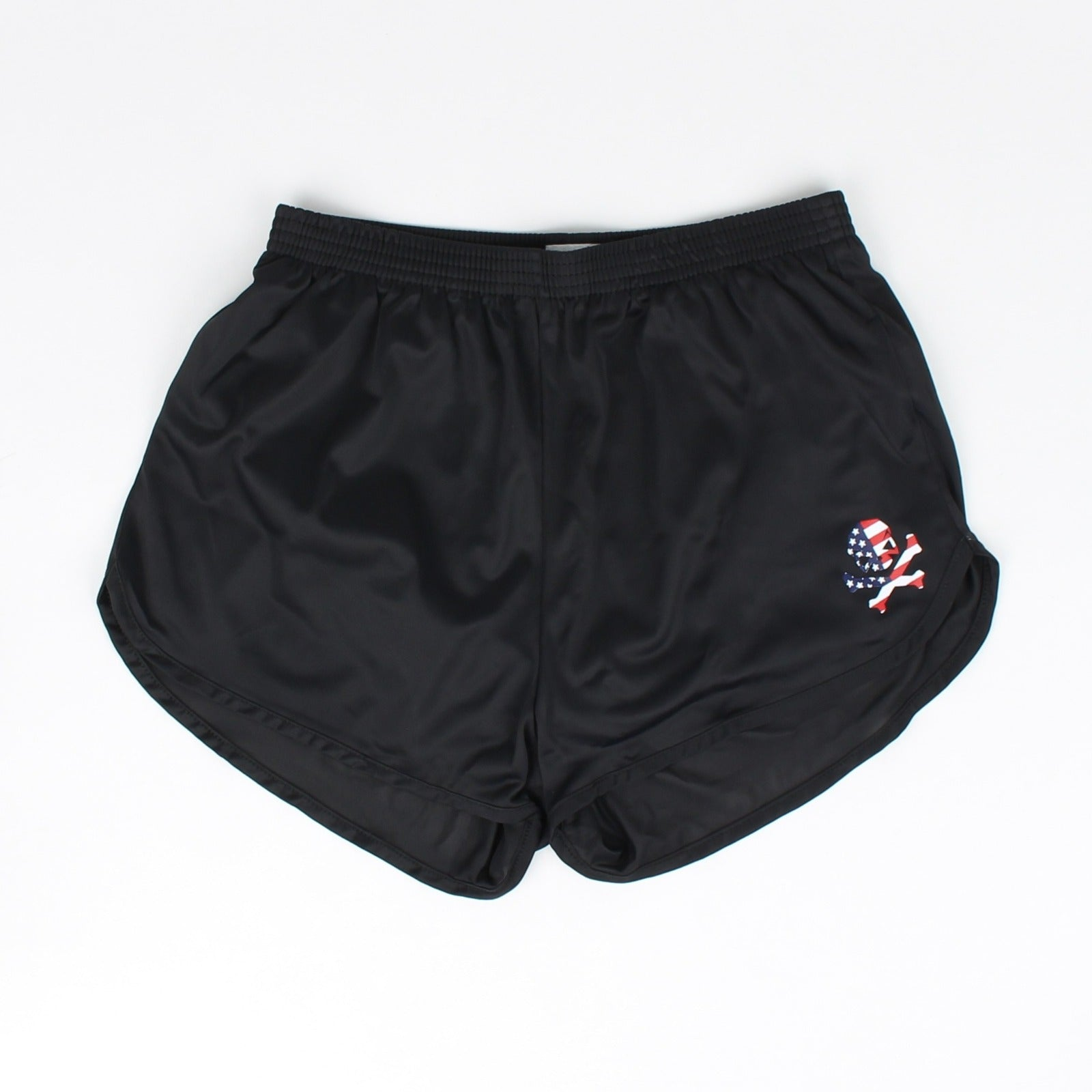 Silkies - Black with Red, White & Blue Logo - Pipe Hitters Union