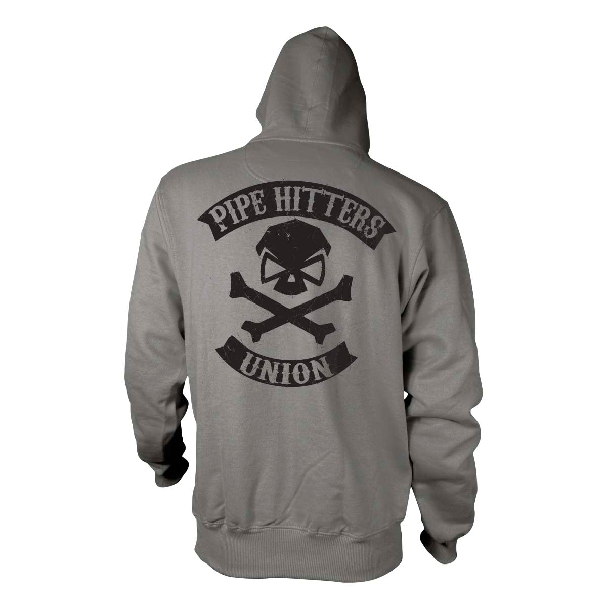 Sons of Conflict Hoodie - Grey - Hoodies - Pipe Hitters Union