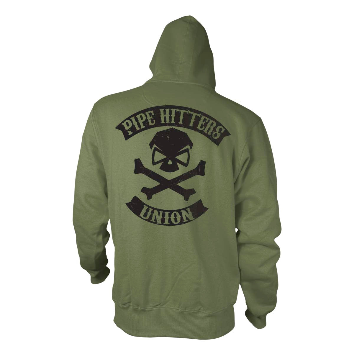 Sons of Conflict Hoodie - Olive - Hoodies - Pipe Hitters Union