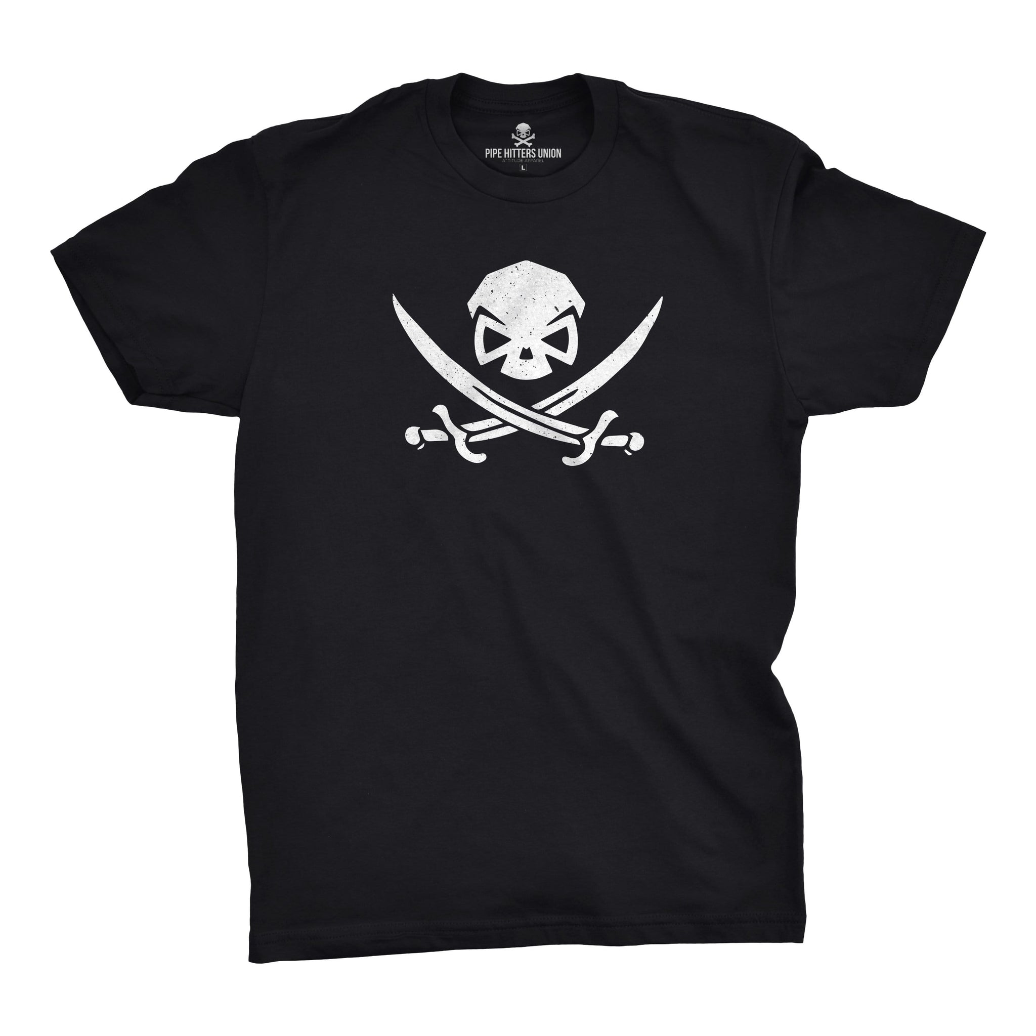 High Seas Hitter - Black - T-Shirts - Pipe Hitters Union