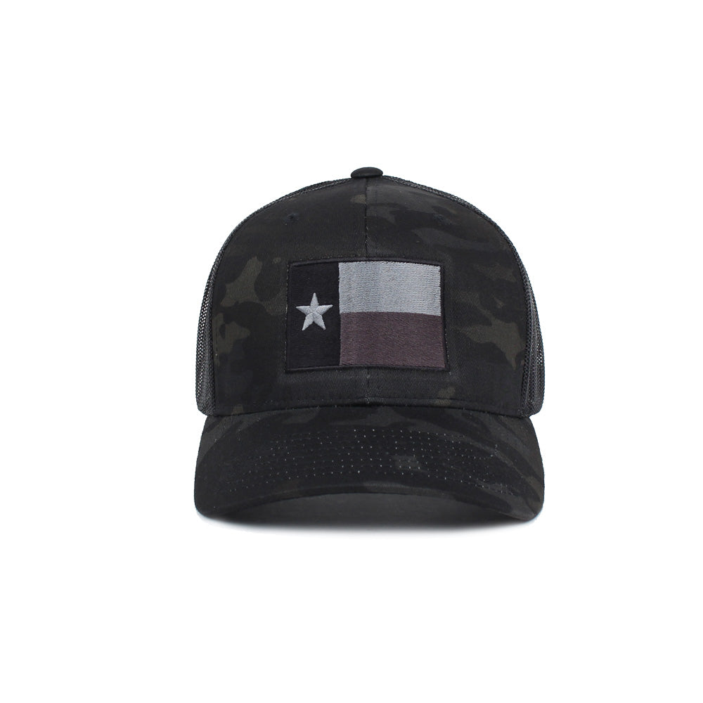 Texas Flag Trucker (Subdued) - Pipe Hitters Union