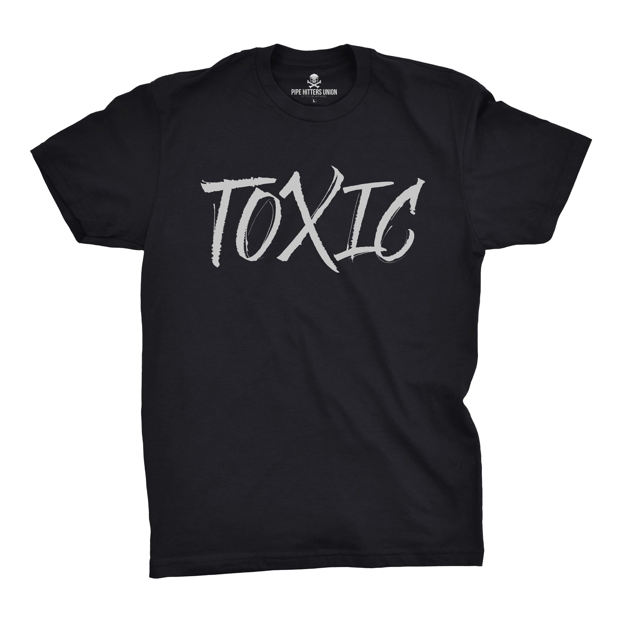 Toxic - Black - T-Shirts - Pipe Hitters Union