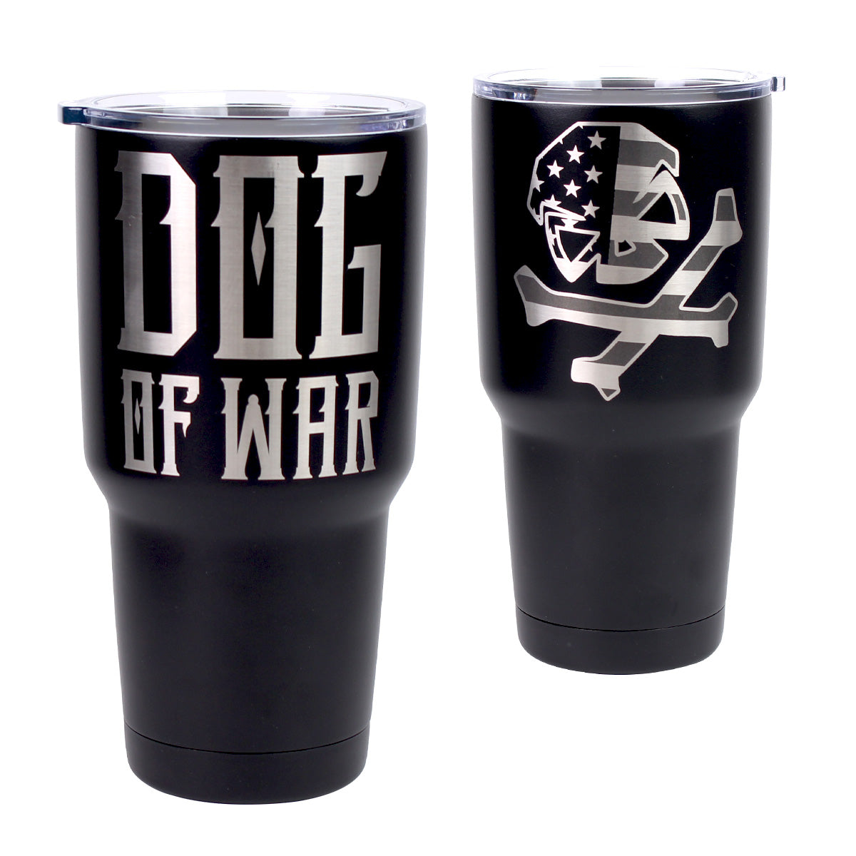 Dog of War - 30oz Tumbler - Pipe Hitters Union