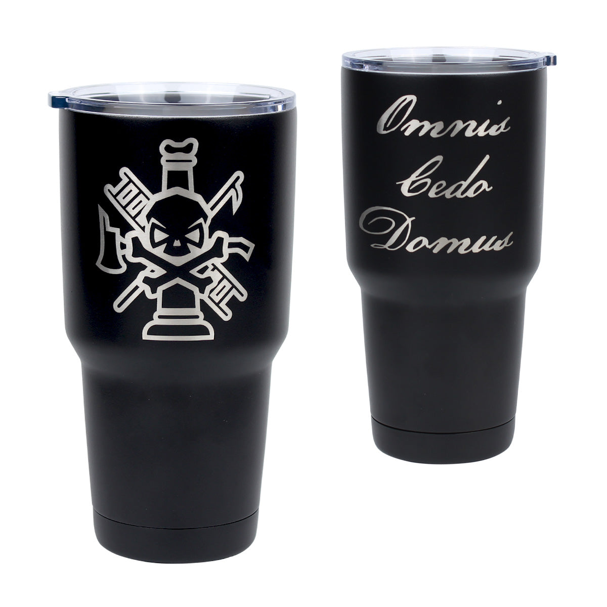 Everyone Goes Home - 30oz Tumbler - Pipe Hitters Union