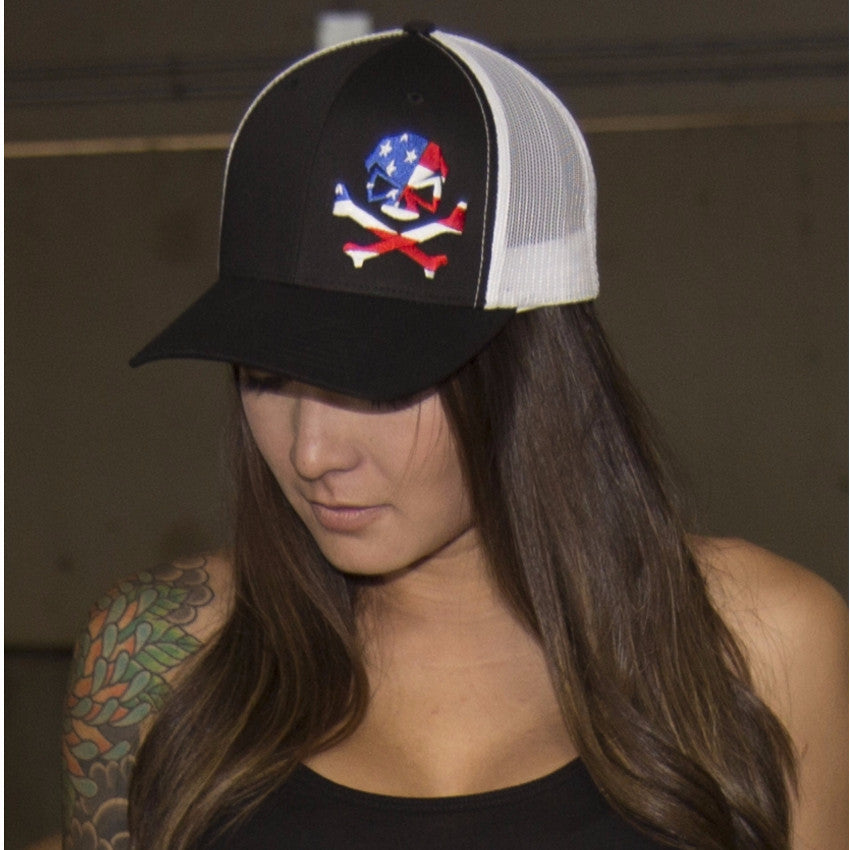 Patriot Trucker -  - Hats - Pipe Hitters Union