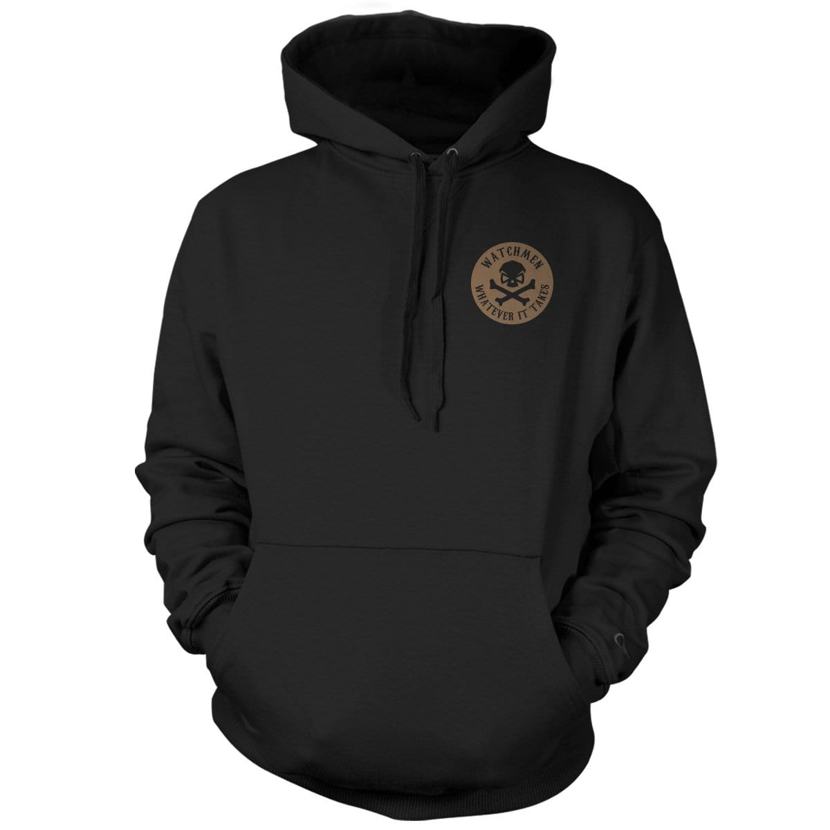 PHUMC Watchmen Chapter Hoodie - Pipe Hitters Union