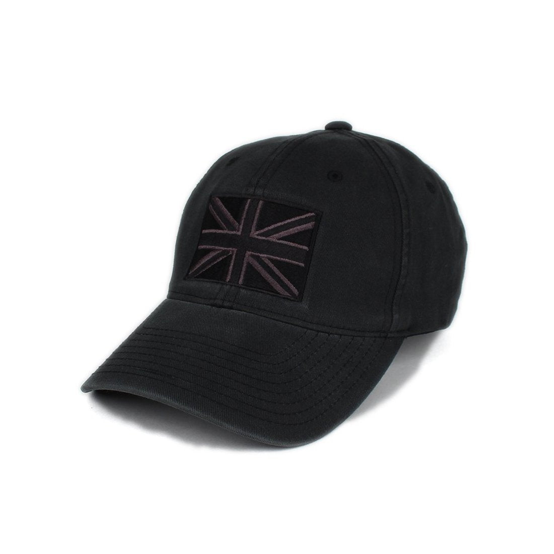 British Flag - Black/Grey - Hats - Pipe Hitters Union