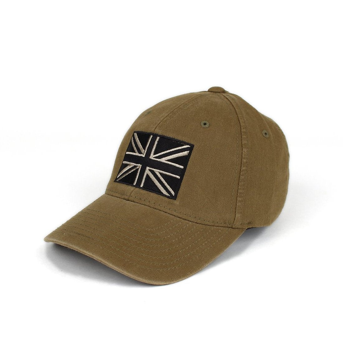 British Flag - Olive - Hats - Pipe Hitters Union