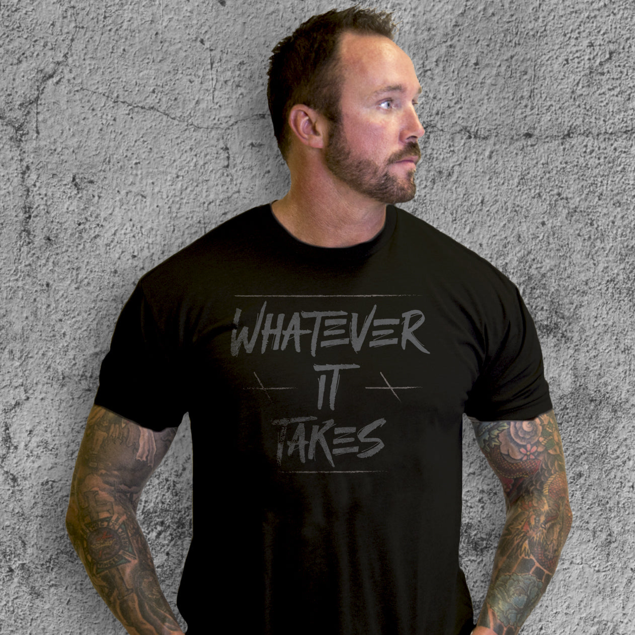 Whatever It Takes -  - T-Shirts - Pipe Hitters Union