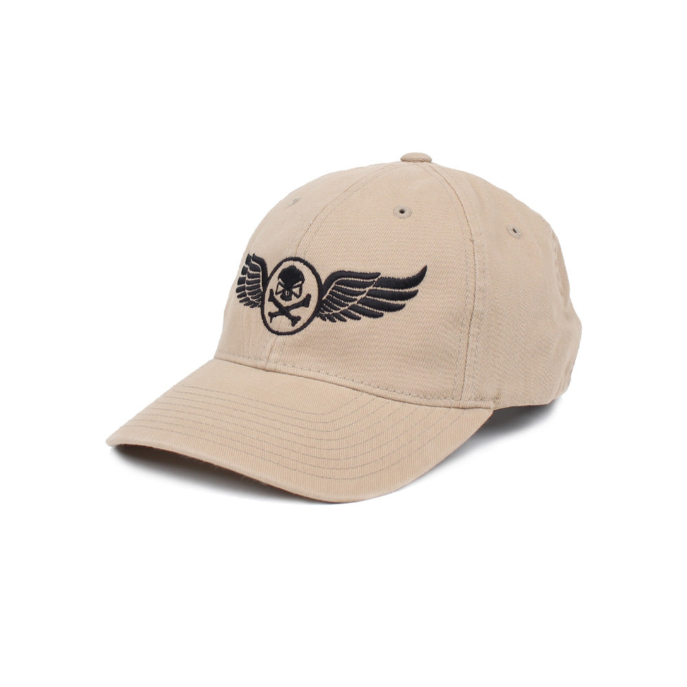 PHU Wings - Khaki - Hats - Pipe Hitters Union