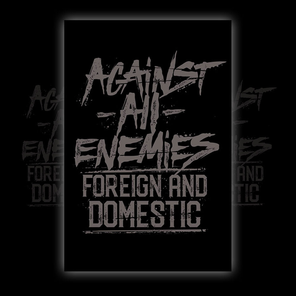 Against All Enemies - Vinyl - Pipe Hitters Union