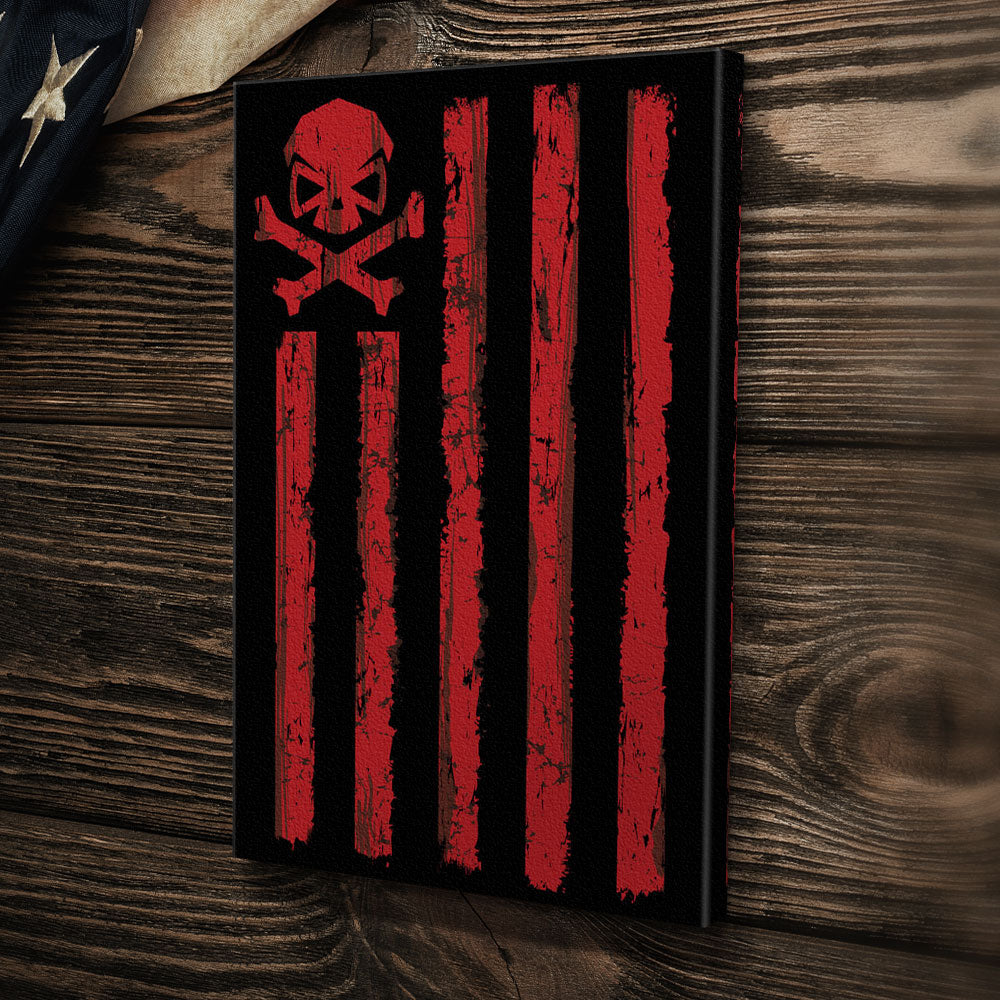 Battle Stripes - Canvas -  - Canvas - Pipe Hitters Union