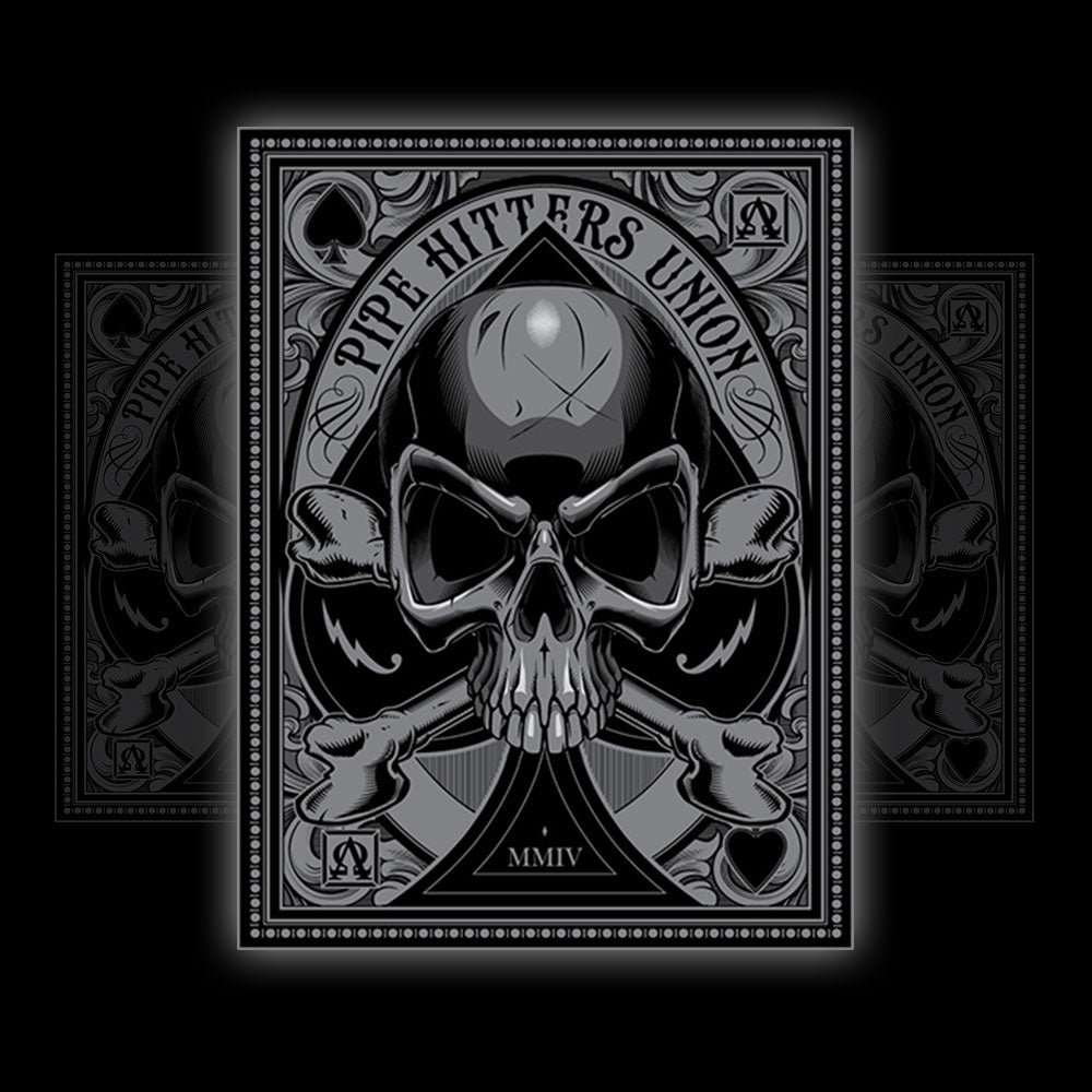Death Card - Ace - Vinyl - Pipe Hitters Union