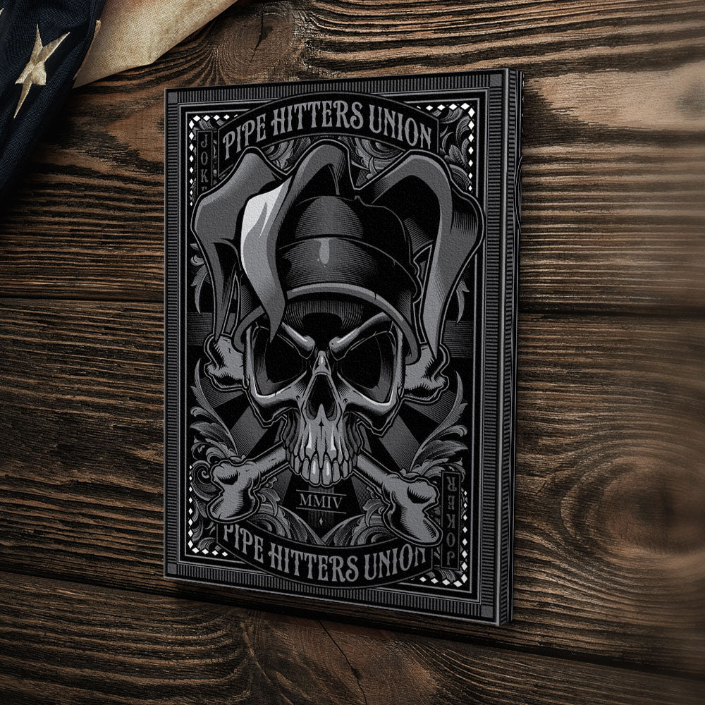 Death Card - Joker - Canvas -  - Canvas - Pipe Hitters Union