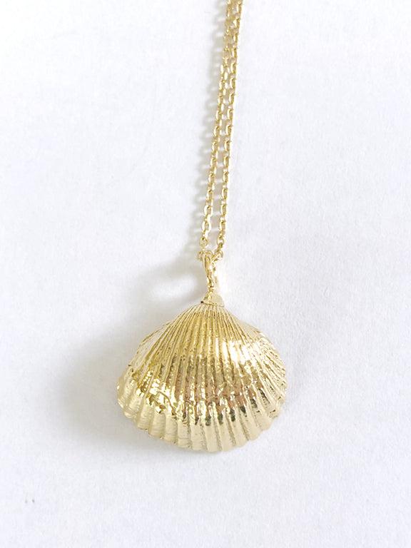 Cockel Shell Necklace