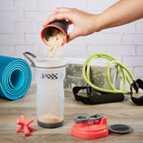 28 oz Jaxx Shaker Cup with Collapsible Compartment