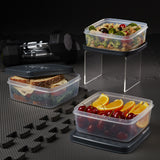 Jaxx FitPak Leak-Proof Lunch POD Meal Prep Container Set