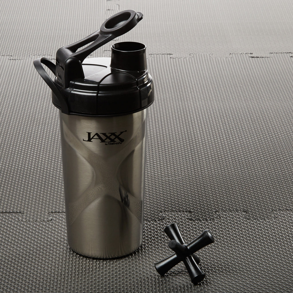 24 oz Jaxx Stainless Steel Shaker Cup