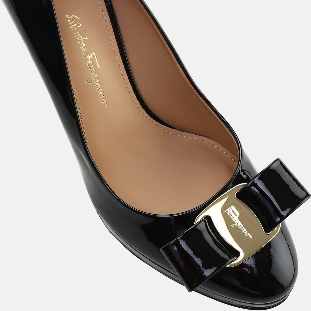 NERO PATENT LEATHER