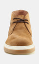 BROWN SUGAR CALFSKIN SUEDE