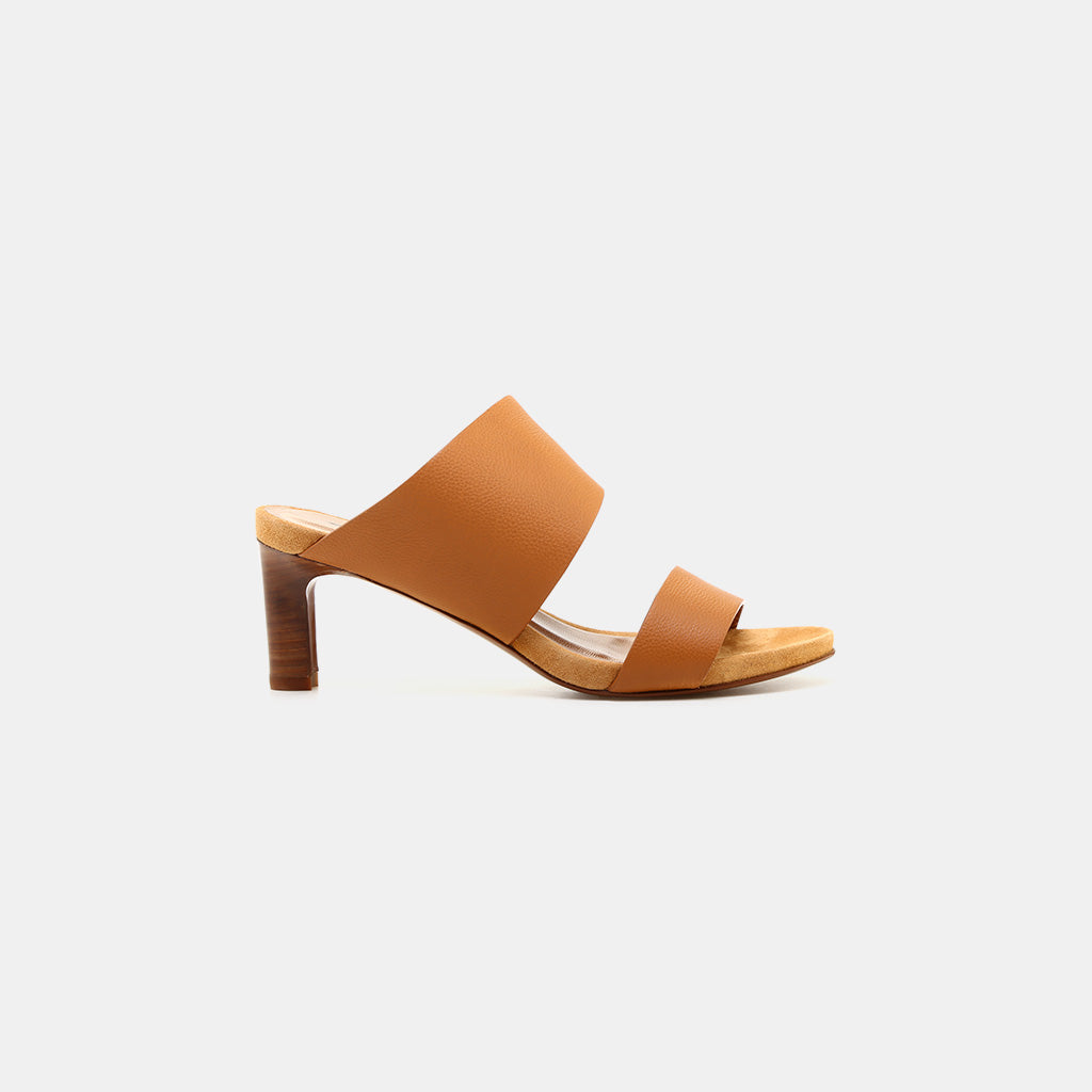 CAMEL SOFT TUMBLED CALF