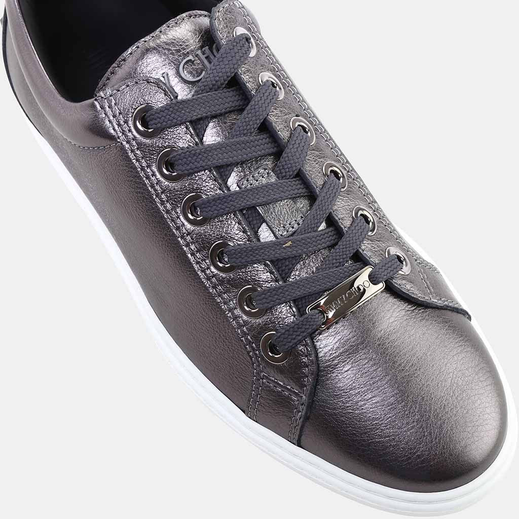 GUNMETAL SOFT METALLIC NAPPA