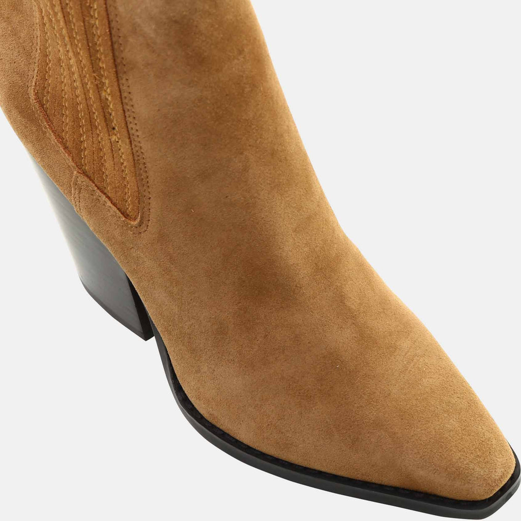 COOL SADDLE SUEDE