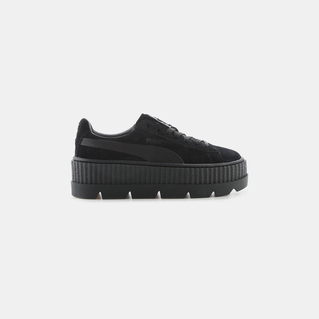 new concept fba8e b199d Cleated Creeper Suede Black