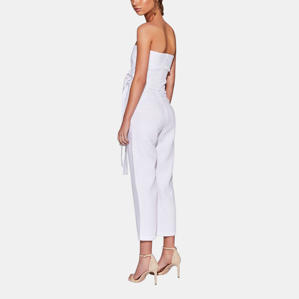 3b6095a34d Ines Strapless Jumpsuit