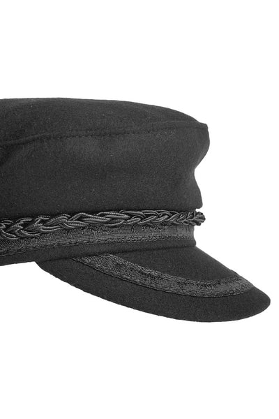 Wool Greek Sailor Hat