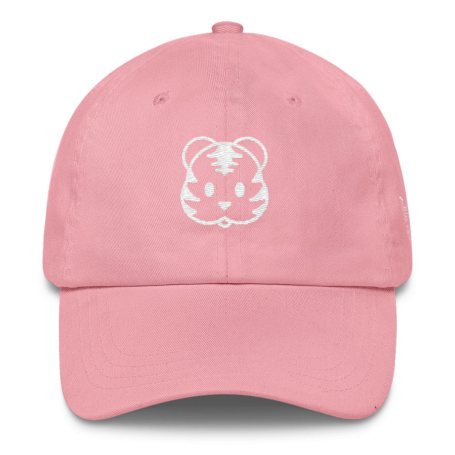 Pink Tigris Dad Cap/Hat Saving the Tigers in Style, Fashion for Animal lovers