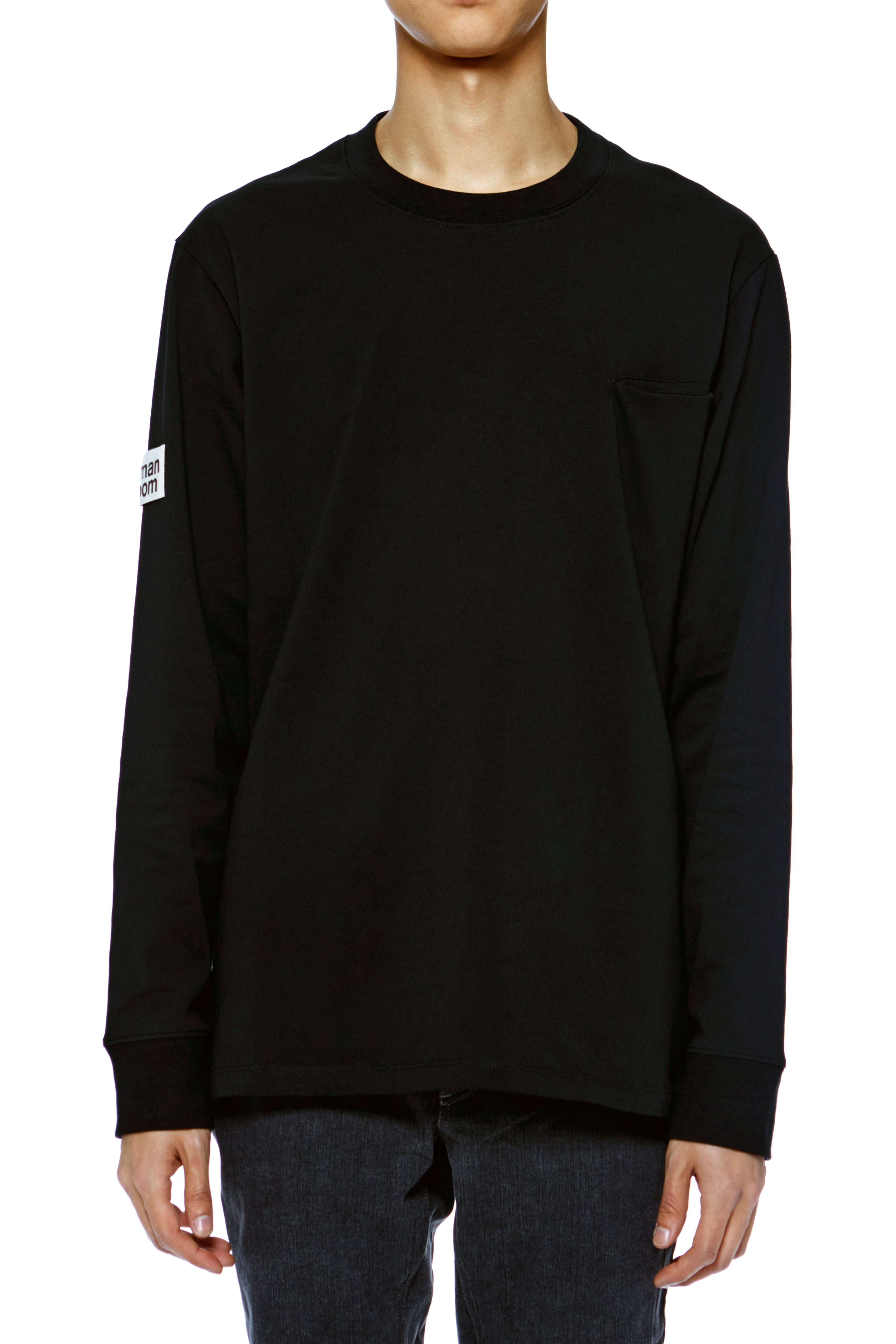 Black Perfect Long Sleeve