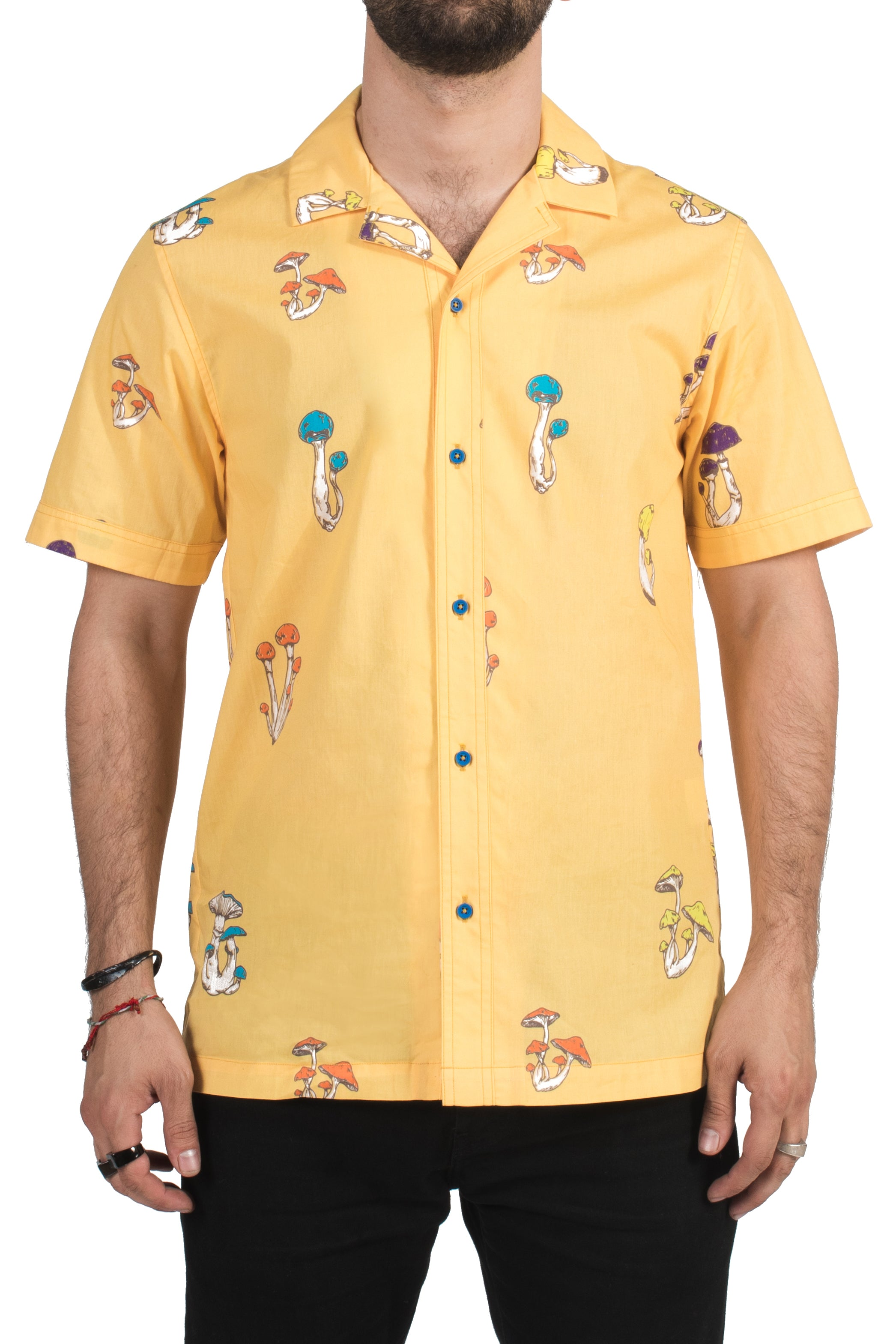 Day Shroom Hawaiian Shirt