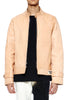 Khoman Room Leather Bomber