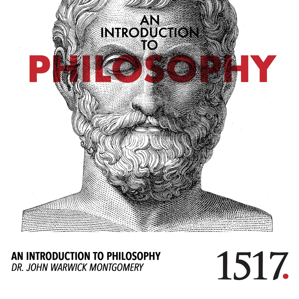 An Introduction To Philosophy (MP3)