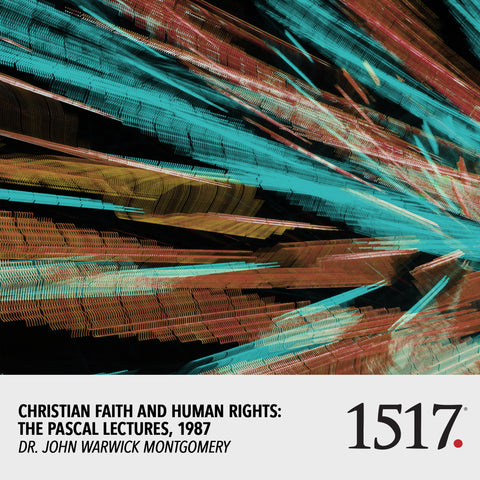 Christian Faith and Human Rights: The Pascal Lectures, 1987 (MP3)
