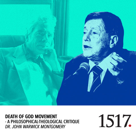 Death Of God Movement - A Philosophical-Theological Critique (MP3)