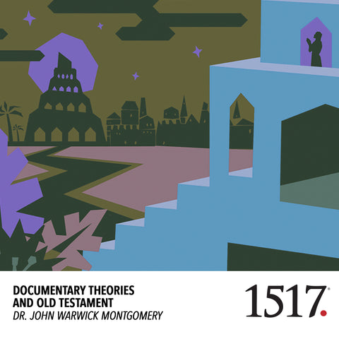 Documentary Theories and Old Testament (MP3)