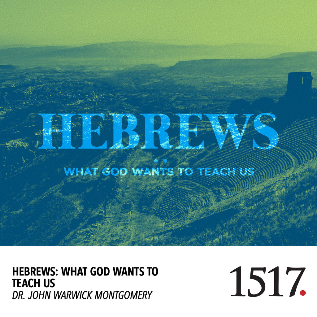 Hebrews: What God Wants To Teach Us (MP3)